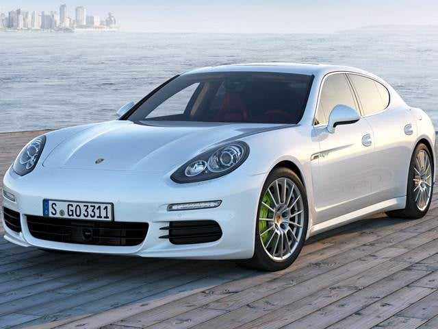 Most Popular Electric Cars of 2014 - 2014 Porsche Panamera