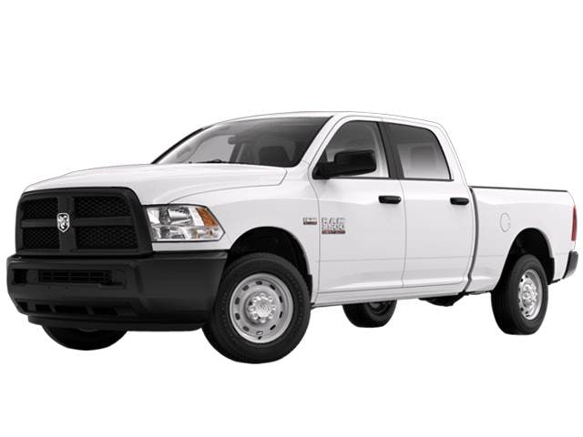 Top Consumer Rated Trucks of 2014 - 2014 Ram 3500 Crew Cab