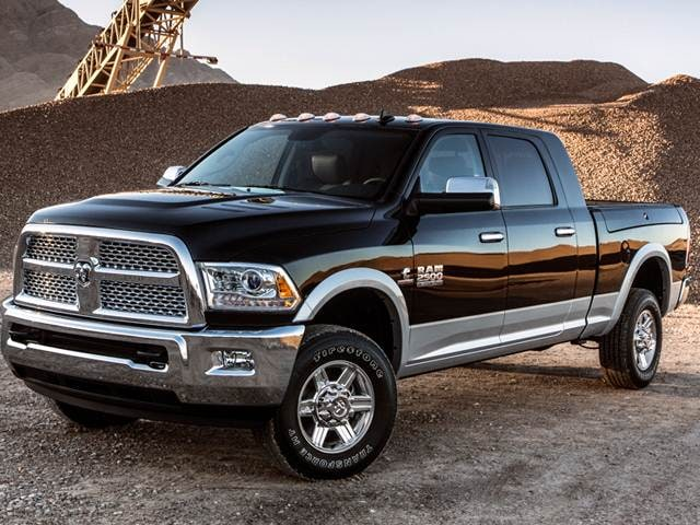 Top Consumer Rated Trucks of 2014 - 2014 Ram 3500 Mega Cab