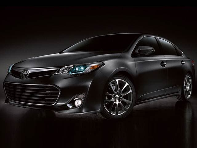 Top Expert Rated Sedans of 2014 - 2014 Toyota Avalon