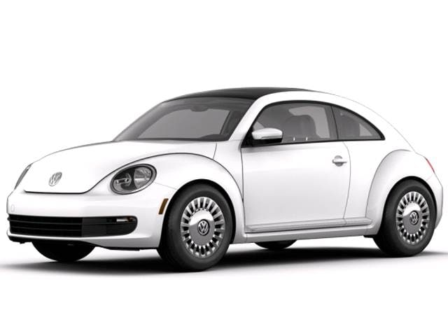 Best Safety Rated Coupes of 2014 - 2014 Volkswagen Beetle