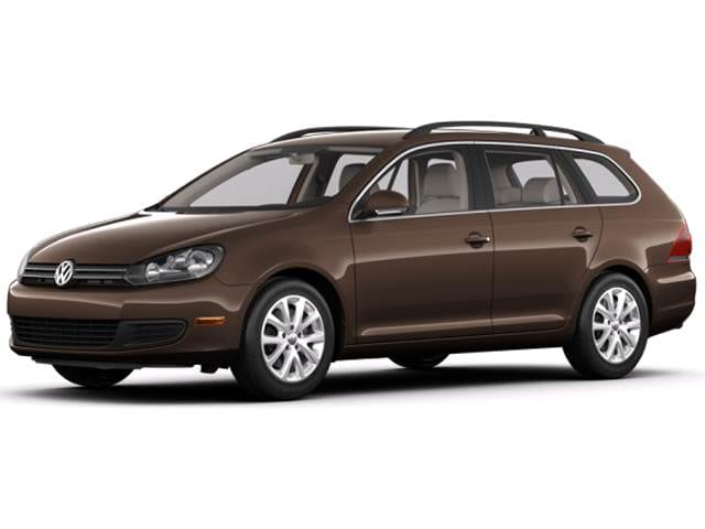 Most Popular Wagons of 2014 - 2014 Volkswagen Jetta SportWagen