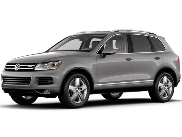 Highest Horsepower Crossovers of 2014 - 2014 Volkswagen Touareg