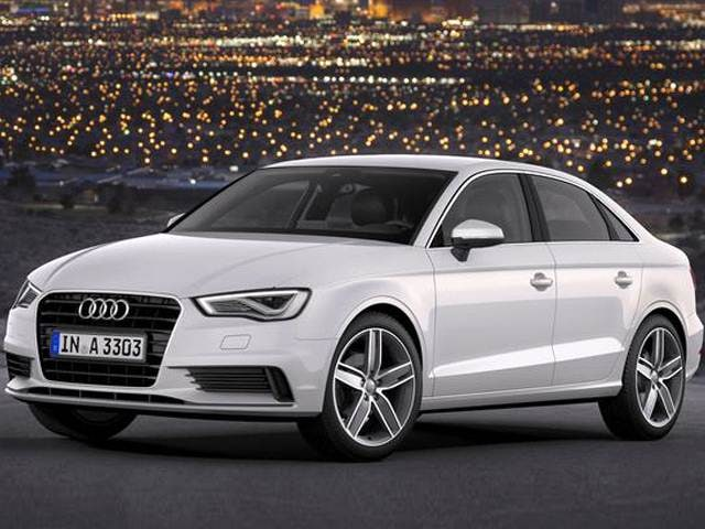 Best Safety Rated Luxury Vehicles of 2015 - 2015 Audi A3