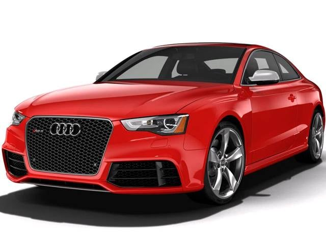 Top Expert Rated Luxury Vehicles of 2015 - 2015 Audi RS 5
