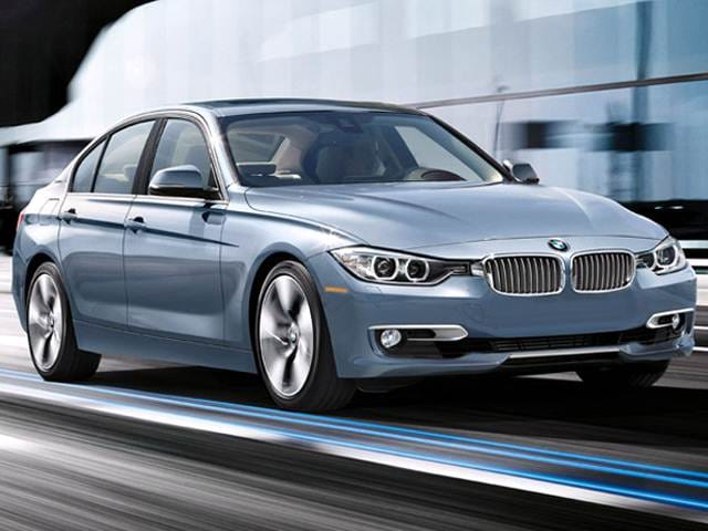 Best Safety Rated Hybrids of 2015 - 2015 BMW 3 Series