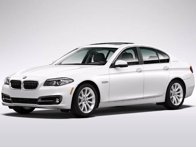 Best Safety Rated Hybrids of 2015 - 2015 BMW 5 Series
