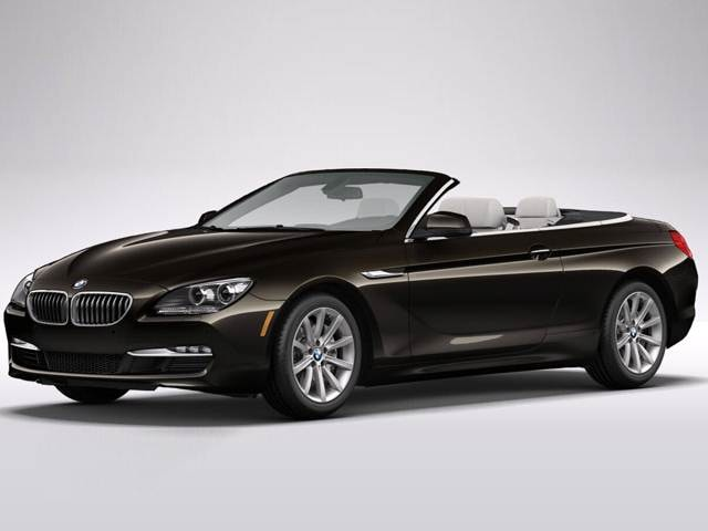 Top Expert Rated Convertibles of 2015 - 2015 BMW 6 Series
