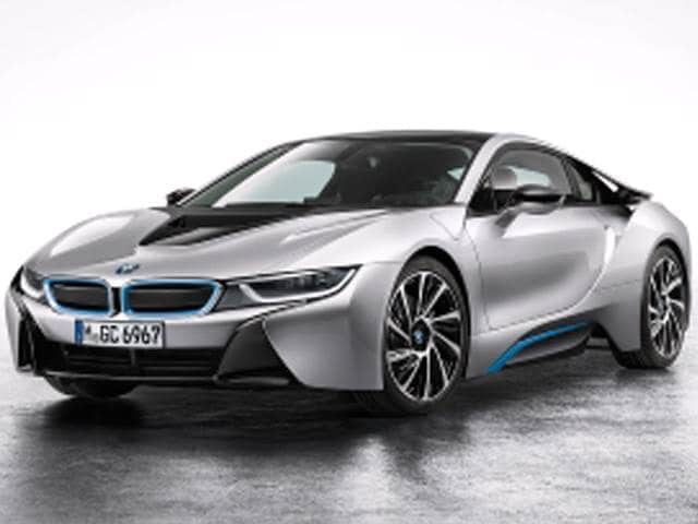 Top Consumer Rated Coupes of 2015 - 2015 BMW i8