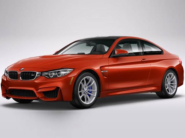 Top Consumer Rated Coupes of 2015 - 2015 BMW M4
