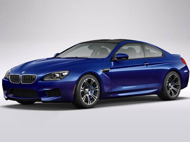 Top Consumer Rated Coupes of 2015 - 2015 BMW M6