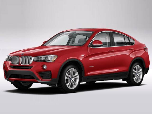 Top Consumer Rated SUVS of 2015 - 2015 BMW X4
