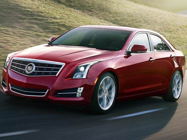 Best Safety Rated Luxury Vehicles of 2015 - 2015 Cadillac ATS