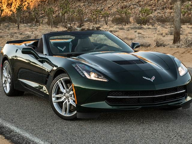 Top Expert Rated Convertibles of 2015 - 2015 Chevrolet Corvette
