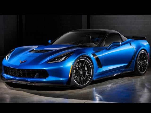 Highest Horsepower Convertibles of 2015 - 2015 Chevrolet Corvette