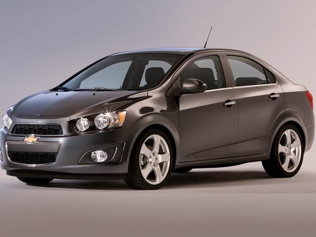 Best Safety Rated Sedans of 2015 - 2015 Chevrolet Sonic