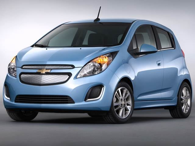 Most Fuel Efficient Hatchbacks of 2015 - 2015 Chevrolet Spark EV
