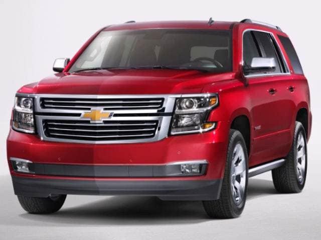 Top Expert Rated SUVS of 2015 - 2015 Chevrolet Tahoe