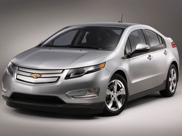 Most Popular Electric Cars of 2015 - 2015 Chevrolet Volt