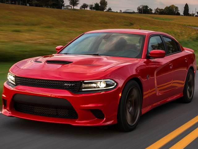 Highest Horsepower Sedans of 2015 - 2015 Dodge Charger