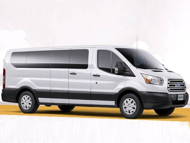 Best Safety Rated Van/Minivans of 2015 - 2015 Ford Transit 150 Wagon