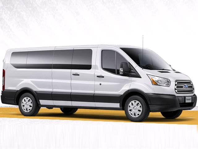 Best Safety Rated Van/Minivans of 2015 - 2015 Ford Transit 350 Wagon