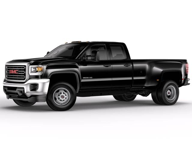 Top Consumer Rated Trucks of 2015 - 2015 GMC Sierra 3500 HD Double Cab
