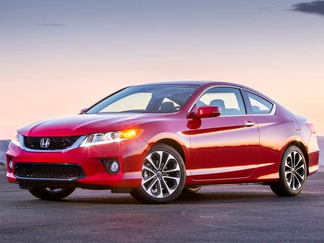Top Expert Rated Coupes of 2015 - 2015 Honda Accord