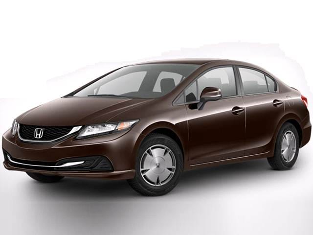 Best Safety Rated Sedans of 2015 - 2015 Honda Civic