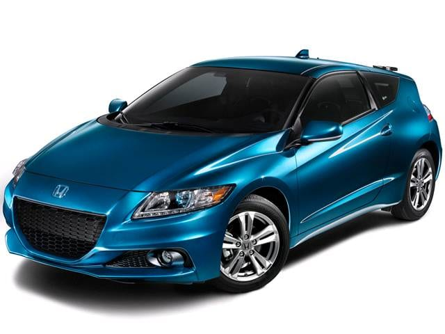 Most Fuel Efficient Coupes of 2015 - 2015 Honda CR-Z