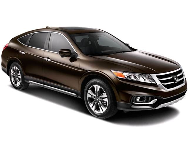 Top Consumer Rated SUVS of 2015 - 2015 Honda Crosstour