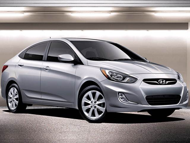 Top Expert Rated Sedans of 2015 - 2015 Hyundai Accent