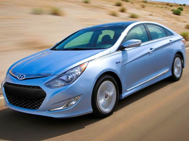 Best Safety Rated Hybrids of 2015 - 2015 Hyundai Sonata
