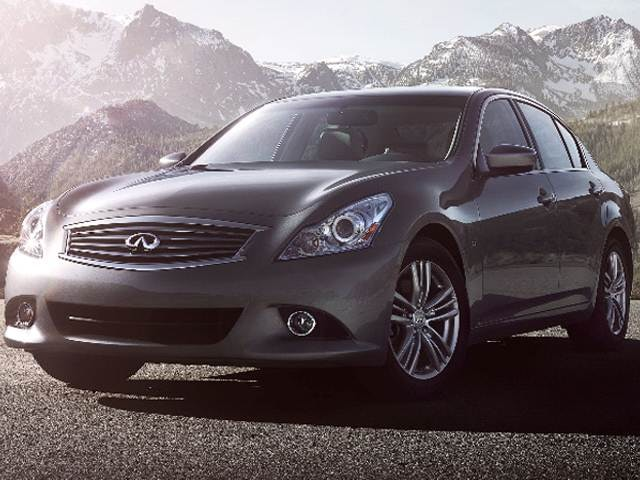 Top Consumer Rated Luxury Vehicles of 2015 - 2015 INFINITI Q40