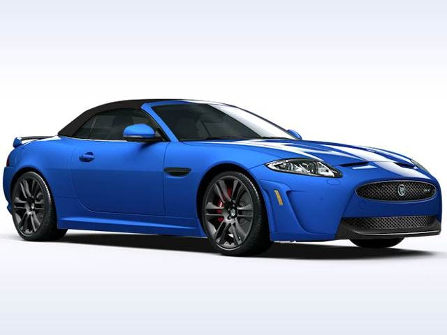 Most Popular Convertibles of 2015 - 2015 Jaguar XK