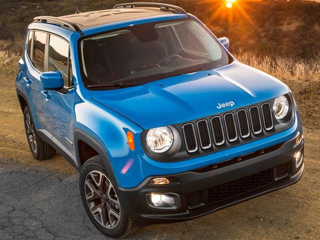Our 10 Favorite New-for-2015 Cars - 2015 Jeep Renegade