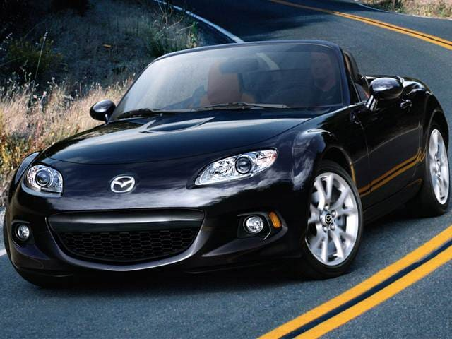Most Popular Convertibles of 2015 - 2015 Mazda MX-5 Miata