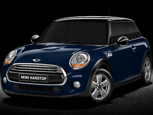 Most Fuel Efficient Coupes of 2015 - 2015 MINI Hardtop 2 Door