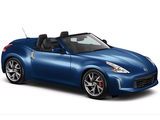 Most Popular Convertibles of 2015 - 2015 Nissan 370Z