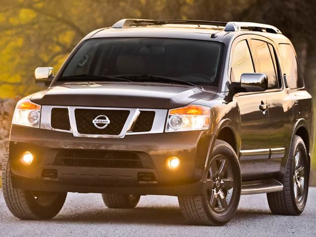 Most Popular SUVS of 2015 - 2015 Nissan Armada