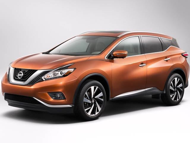 Top Expert Rated Crossovers of 2015 - 2015 Nissan Murano