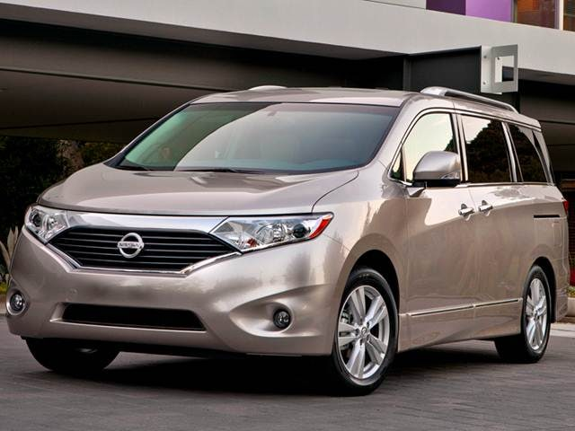 Most Popular Van/Minivans of 2015 - 2015 Nissan Quest
