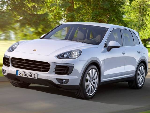 Highest Horsepower Electric Cars of 2015 - 2015 Porsche Cayenne