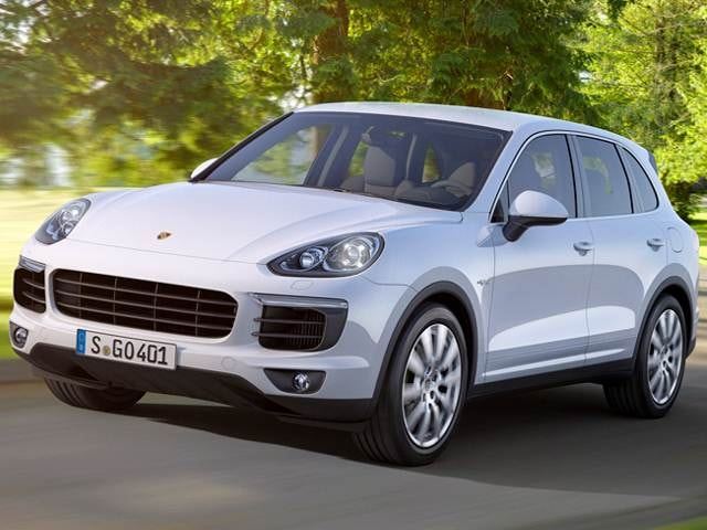 Most Popular Electric Cars of 2015 - 2015 Porsche Cayenne