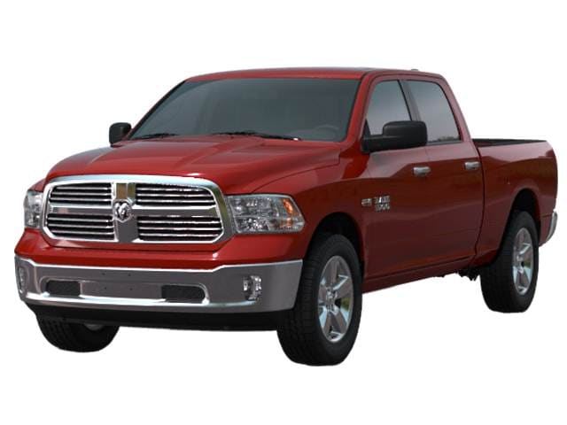 Most Popular Trucks of 2015 - 2015 Ram 1500 Crew Cab