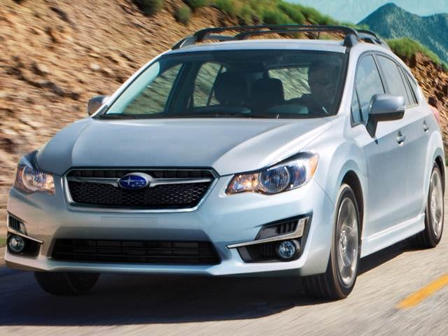 Best Safety Rated Wagons of 2015 - 2015 Subaru Impreza