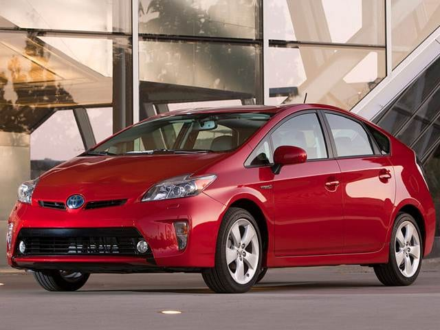 Most Fuel Efficient Hybrids of 2015 - 2015 Toyota Prius