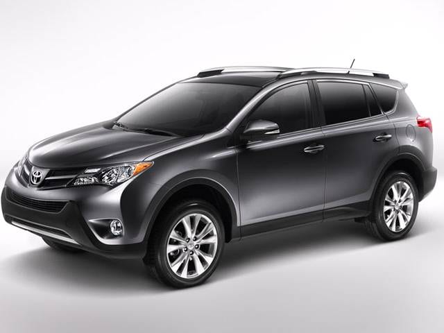 Top Expert Rated Crossovers of 2015 - 2015 Toyota RAV4