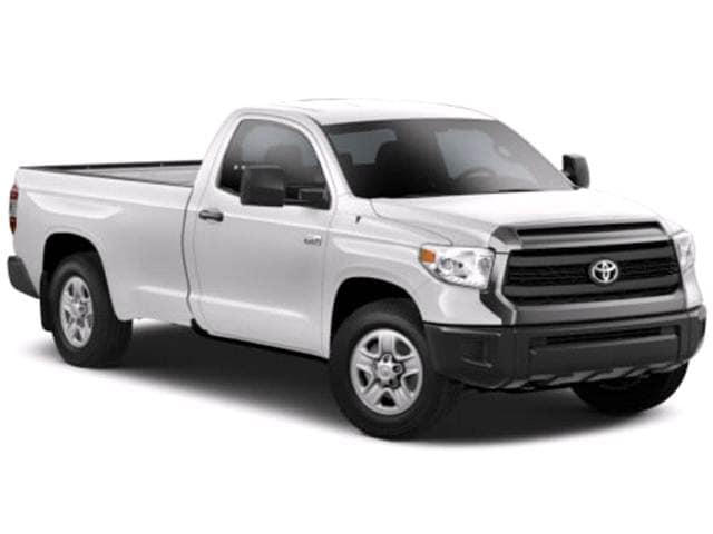 Top Consumer Rated Trucks of 2015 - 2015 Toyota Tundra Regular Cab