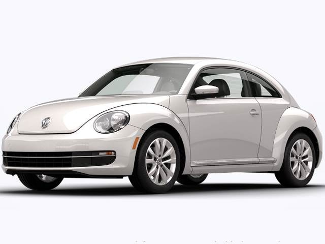 Most Fuel Efficient Coupes of 2015 - 2015 Volkswagen Beetle